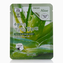Aloe Mask by 3W Clinic