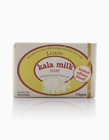 Kala Lemon Milk Soap by Kala Milk