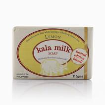 Kala Lemon Milk Soap by Kala Milk