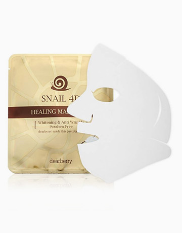 4D Snail Mask Sheet by Dearberry