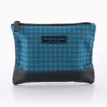 Check Pouch  by Too Cool For School