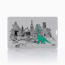 Dinoplatz USB Flash Drive by Too Cool For School