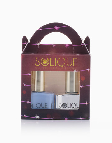 Serenity + Gel Top Coat by Solique