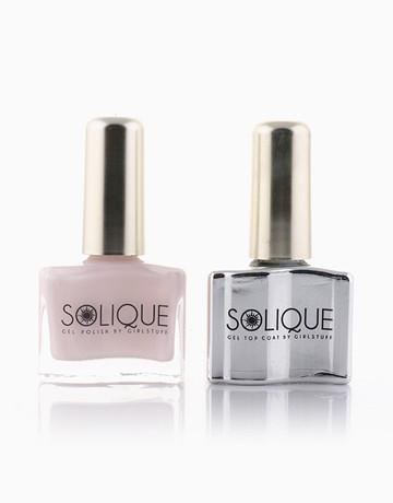 Hush + Gel Top Coat by Solique