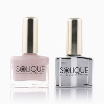 Hush + Gel Top Coat by Solique