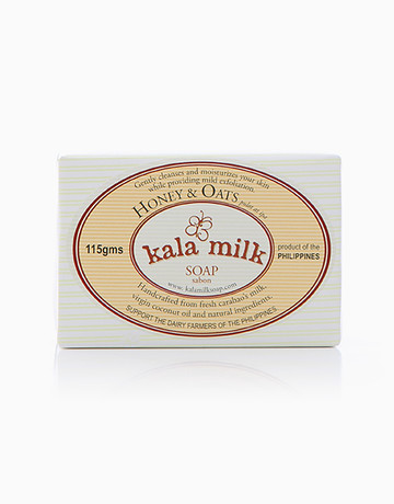 Honey & Oats Milk Soap by Kala Milk