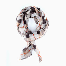Checkered Scarf by Luxe Studio