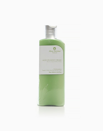 Spa Body Cream (260ml) by Aloderma