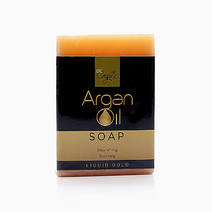 Luscious Argan Oil Soap by Be Organic Bath & Body
