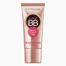 Super BB Cream with Super Cover SPF50 by Maybelline