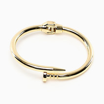 Screw Bangle  by Luxe Studio