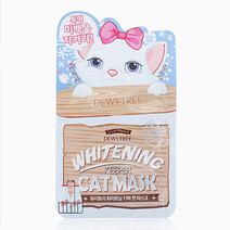 Whitening Keeper Cat Mask by Dewytree