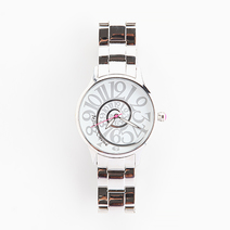 Wonderland Stainless Steel Bracelet by Betsey Johnson