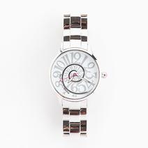Wonderland Stainless Steel Bracelet by Betsey Johnson