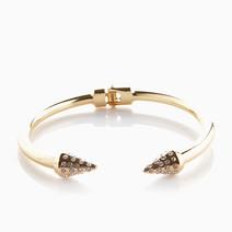 Arrow Rhinestone Bracelet by Luxe Studio