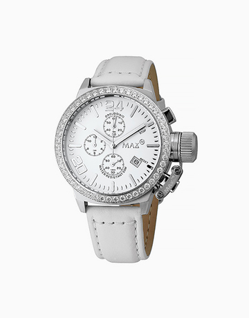 Jewel Frost Classic Watch by Max XL