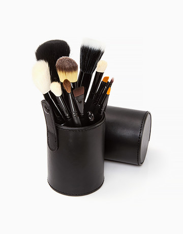 12-Pc Brush Set & Case by PRO STUDIO Beauty Exclusives