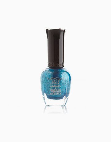 Metal Aqua Nail Lacquer by Kleancolor