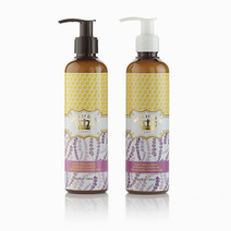 Honey with Lavender Set of 2 by Made by David Organics