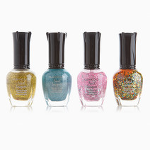 Party Girl Nail Lacquer Set by Kleancolor