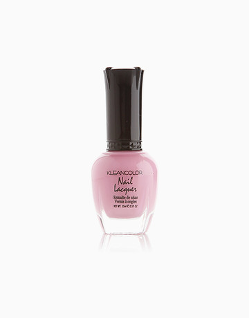 Pastel Pink Nail Lacquer by Kleancolor