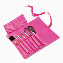 Op pro studio 7pc brush set   hot pink 2