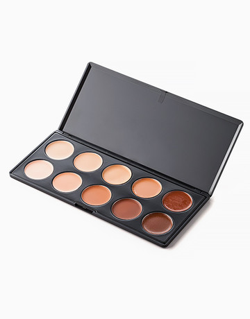 Pro 10 Foundation Palette by PRO STUDIO Beauty Exclusives