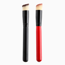 For Flawless Application: Professional Angled Flat Top Brush by PRO STUDIO Beauty Exclusives