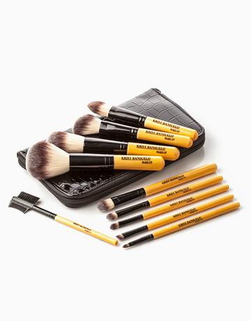 Premium 10-Piece Brush Set by Krist Bansuelo