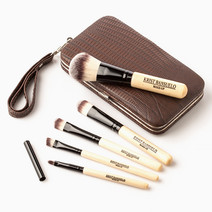 Premium 5-Piece Travel Brush Kit by Krist Bansuelo