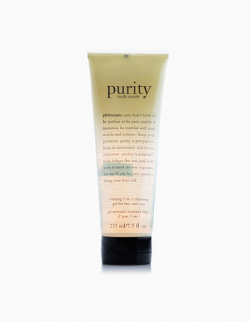 Purity 3-in-1 Cleansing Gel by Philosophy