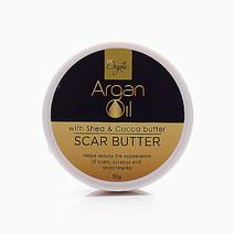 Argan + Shea Scar Butter  by Be Organic Bath & Body