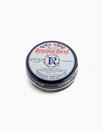 Smith's Rosebud Salve by Rosebud Perfume Co.