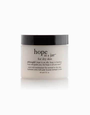 Hope in a Jar for Dry Skin by Philosophy