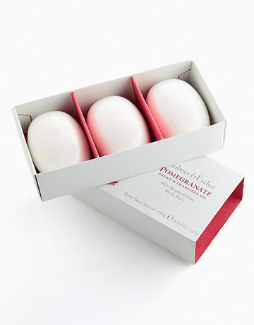 Pomegranate Tri-Milled Soap by Crabtree & Evelyn