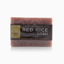 Anti-Aging Red Rice Soap by Be Organic Bath & Body in