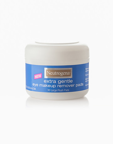 Eye Makeup Remover Pads by Neutrogena®