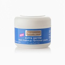 Extra Gentle Eye Makeup Remover Pads by Neutrogena®