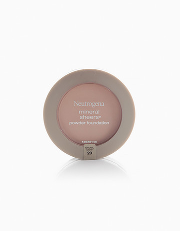 Mineral Sheers Foundation by Neutrogena®