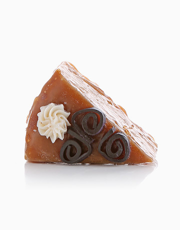 Toffee Cake Soap by The Soap Farm