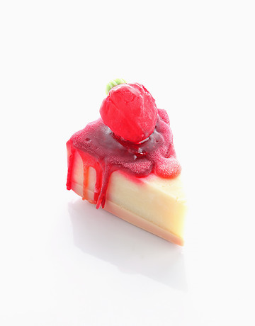 Strawberry Cheesecake Soap by The Soap Farm