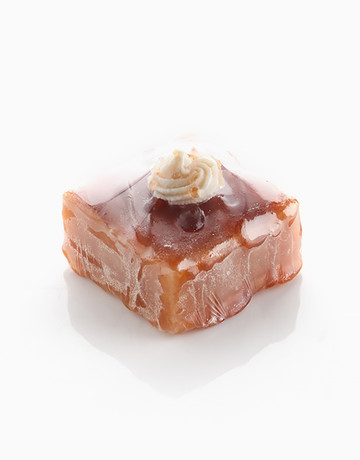 Caramel Meringue Pastry Soap by The Soap Farm