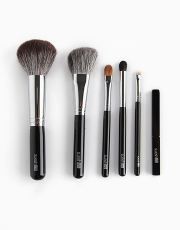 6-Piece Luxury Brush Set by Suesh