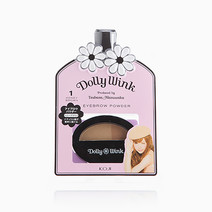 For Natural Color: Eyebrow Powder by Dolly Wink