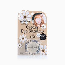 Gold Cream Eyeshadow by Dolly Wink