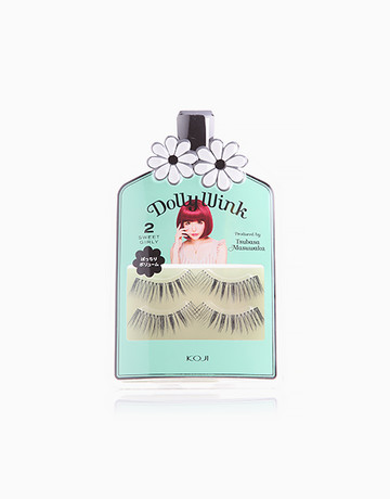 Sweet Girly Lashes by Dolly Wink