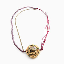 Beaded Lollipop Necklace by Luxessory Manila
