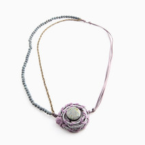 Captivating Beaded Lollipop Necklace by Luxessory Manila