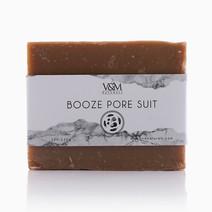 Booze Pore Suit Soap by V&M Naturals