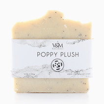 Poppy Plush Soap by V&M Naturals